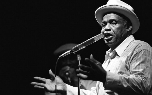 De los más grandes del blues: Willie Dixon en #StormyMonday