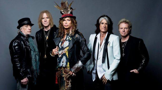 Aerosmith se separará en 2017