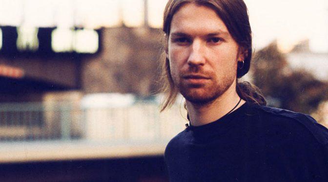 Aphex Twin volverá con nuevo EP