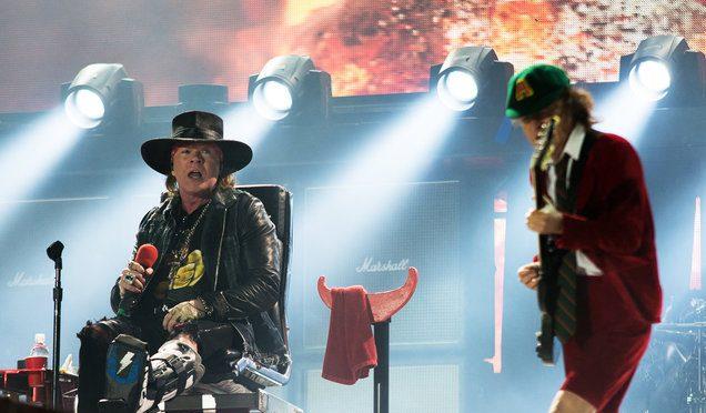 AC/DC anuncia nuevas fechas y se gana grandes críticas con su nueva alineación