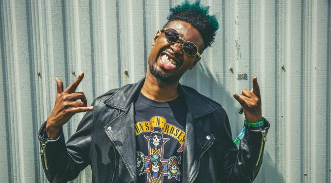 Nueva rola y video de Danny Brown