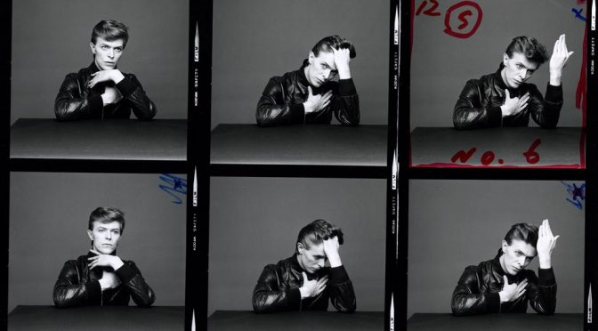 """David Bowie – """"Heroes"""". #TrackDelDía"""