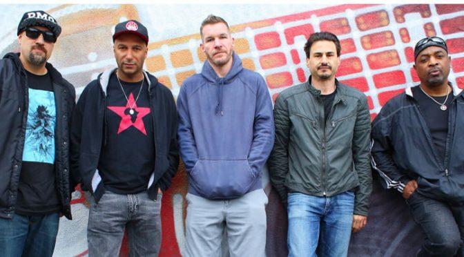 Prophets of Rage se armaron un súper tour por Estados Unidos