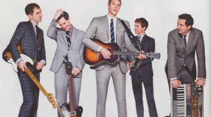 "The Walkmen – ""This Job Is Killing Me"". #TrackDelDía"