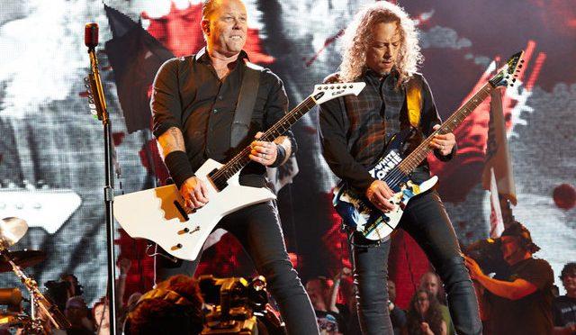 Metallica prepara un nuevo álbum para este otoño