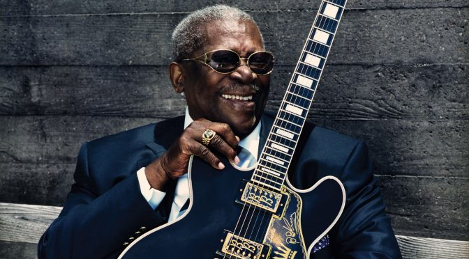 Un gran álbum de B.B. King: 'Indianola Mississippi Seeds' en #StormyMonday