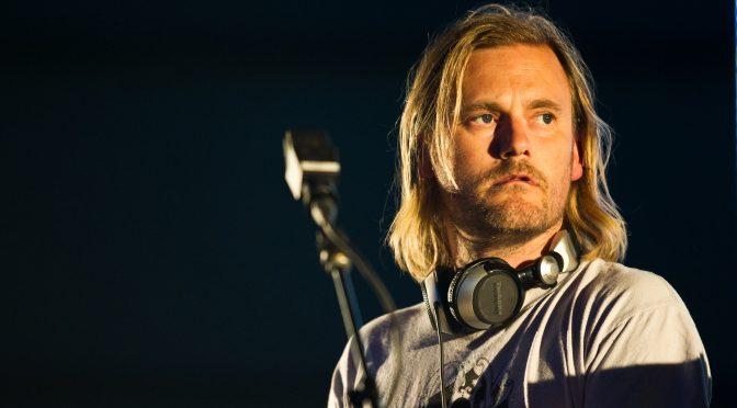 Geoff Barrow lanza campaña de caridad y a cambio da un día entero de grabación en su estudio