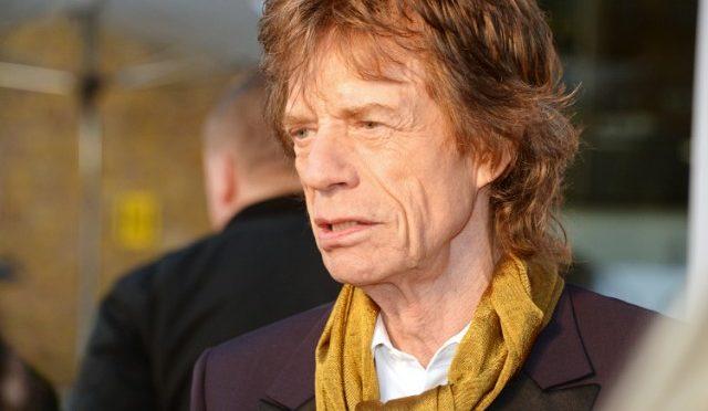 Mick Jagger será papá una vez más
