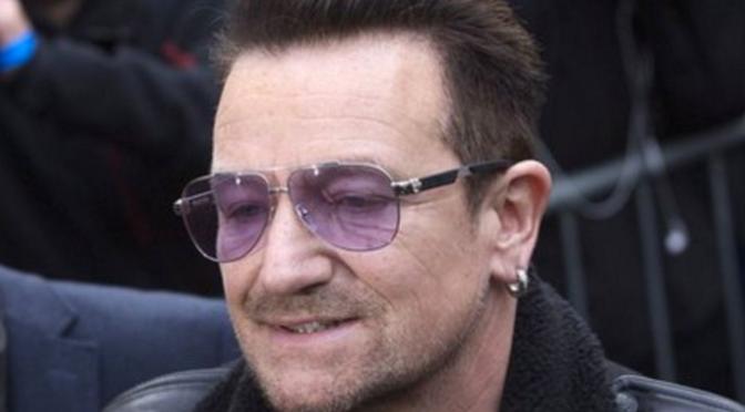 Bono fue salvado durante los ataques en Niza