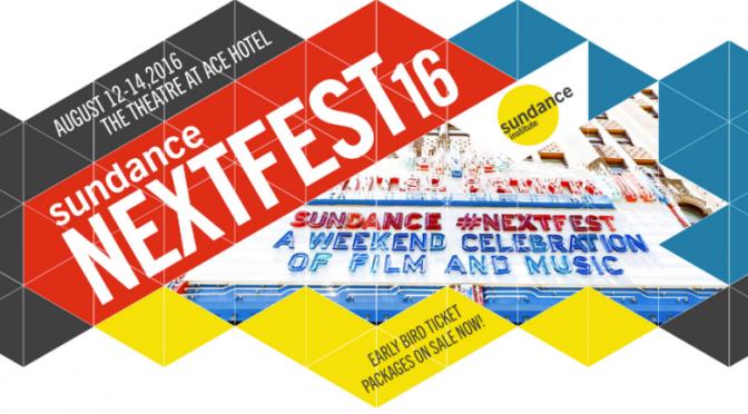 El Sundance #NextWeek llega con un acto sorpresa que no lo es tanto (Flying Lotus)