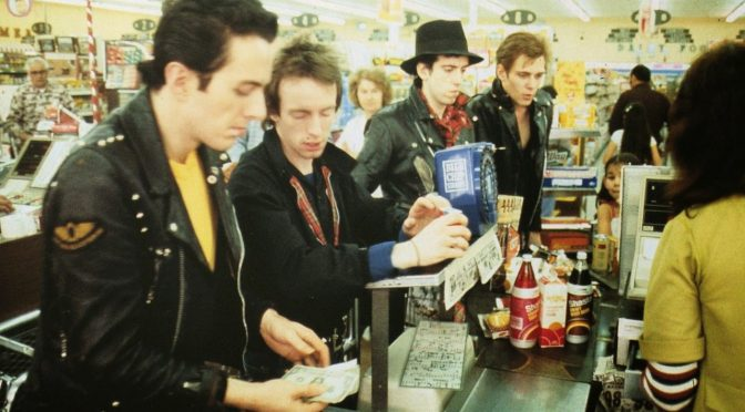 "The Clash – ""I'm Not Down"". #TrackDelDía"