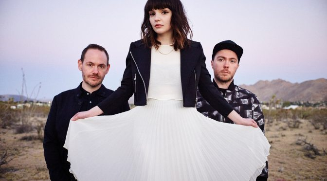 #Covers&Collabs: Chvrches a Calvin Harris y Rihanna