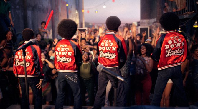 #Audiovvisual: The Get Down, más que una serie que retrata el nacimiento del hip hop