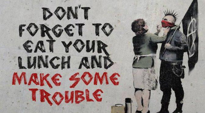 #Audiovvisual: ¿Todos conocemos a Banksy?