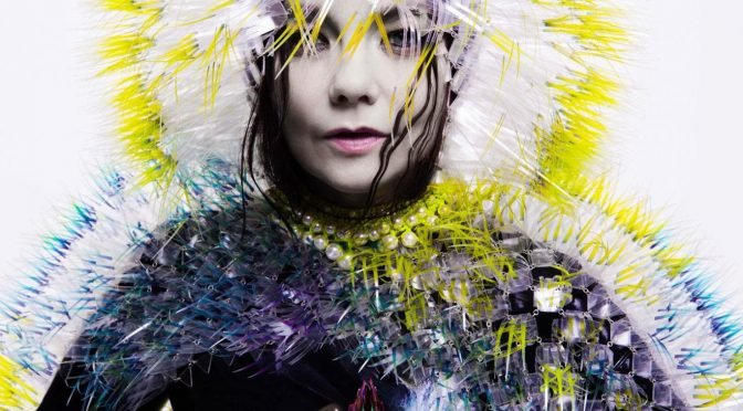 Björk, nunca dejes de ser tan genial e innovadora