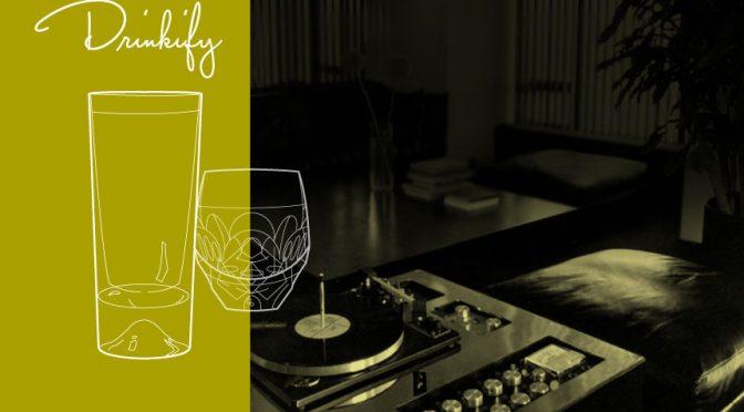 Drinkify: marida tus tragos con tus rolas favoritas
