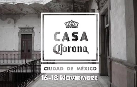 #CasaCorona: porque un fin de semana de Corona Capital no basta