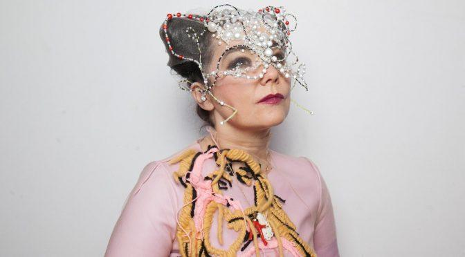 #ArteQueSuena: El esperado libro de Björk