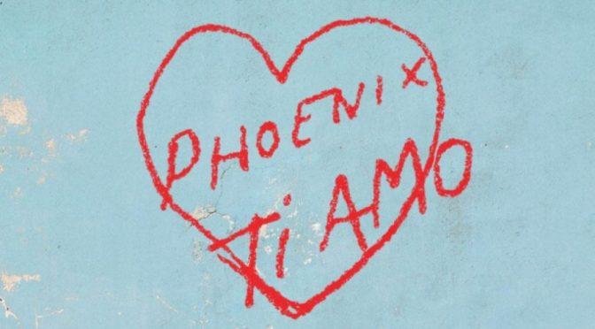 El verano se disfruta mejor al ritmo de Ti Amo, lo nuevo de Phoenix