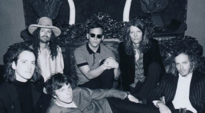 #HotNews: Cage The Elephant – UNPEELED