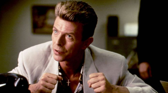 #Audiovvisual: David Bowie vive en Twin Peaks