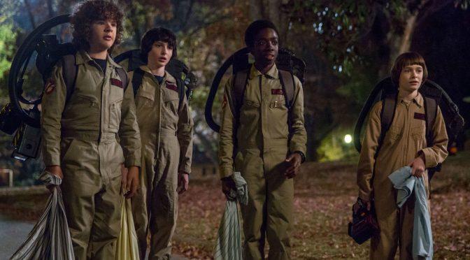 #NetflixAndChill: un mes para el estreno de Stranger Things 2