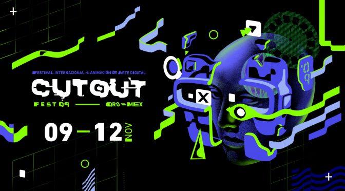#Audiovvisual: Se viene la novena edición de CutOut Fest