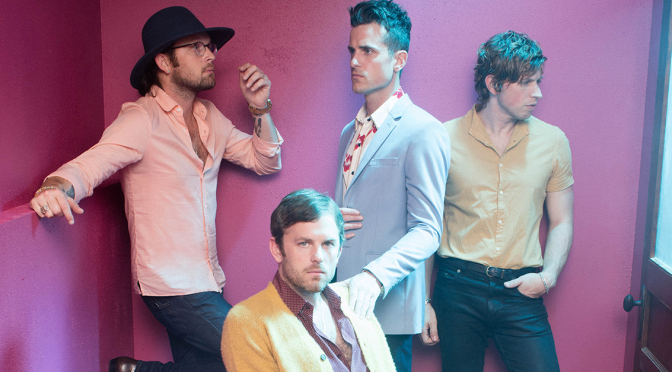 #WMPGigs: Kings Of Leon con fechas en la CDMX