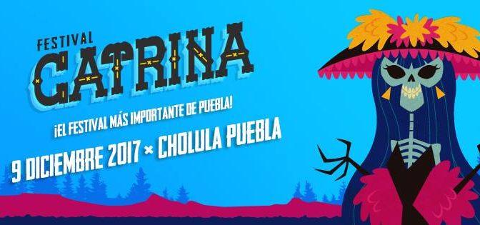 Catrina, el festival al que Clemente Orozco quiere que asistas