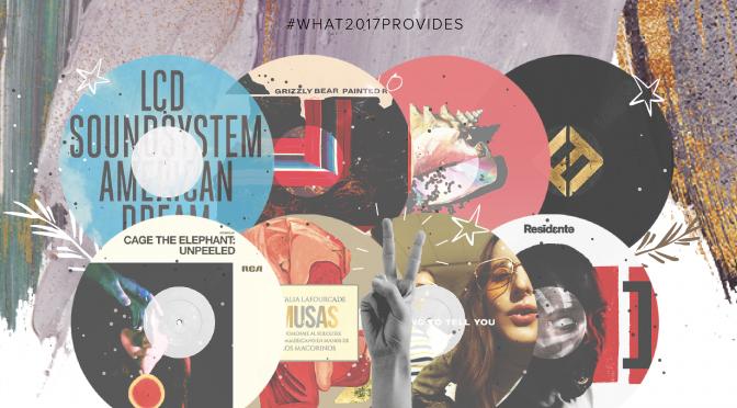 Mejores discos de Sony Music en 2017