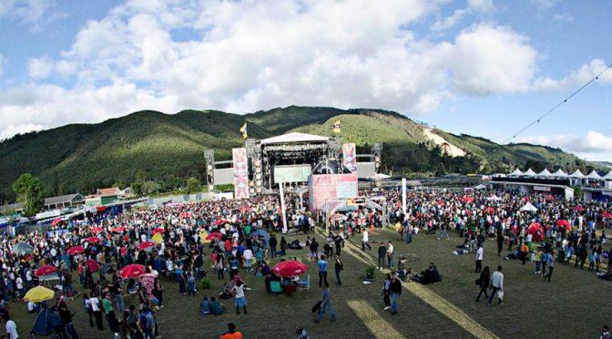 #WMPGigs: Colombia se llena de música en Estéreo Picnic
