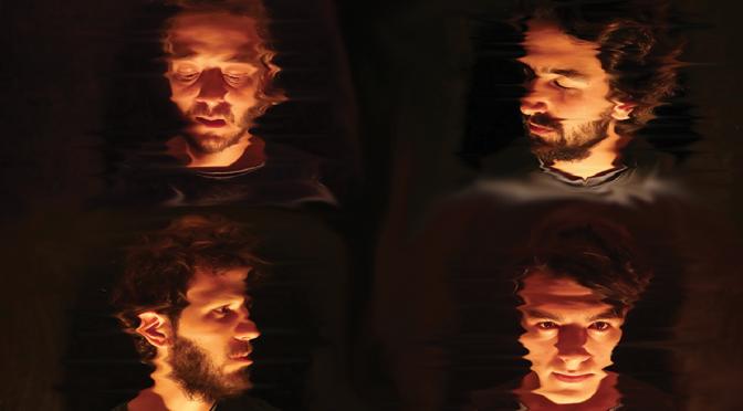 Moonatic presentó su álbum en formato de sencillo y es una joya