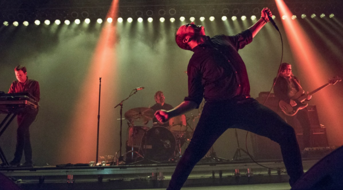 El true power de Future Islands