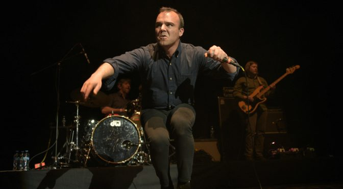 #revieW: A dream of Future Islands and me