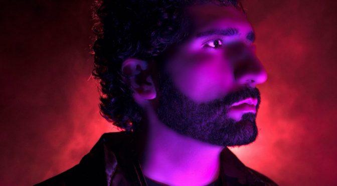"""La oscuridad musical de Ali Masare en su nuevo video para """"Perderte"""""""