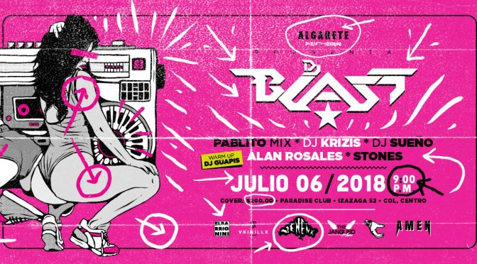 #WMPGigs: DJ Blass pone la fiesta, tú el sandungueo