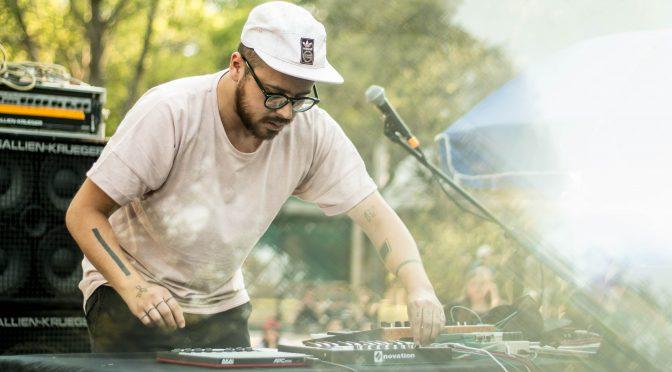 #NuevosRuidos: se levanta la marea en el nuevo álbum de Edgar Mondragón