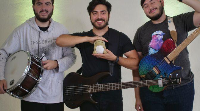 Los Kaguu y su math-rock mexa/gringo