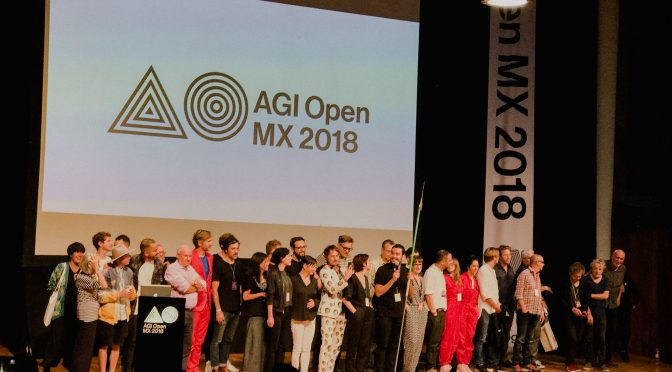 AGI Open México: un culto a las mentes maestras del diseño mundial