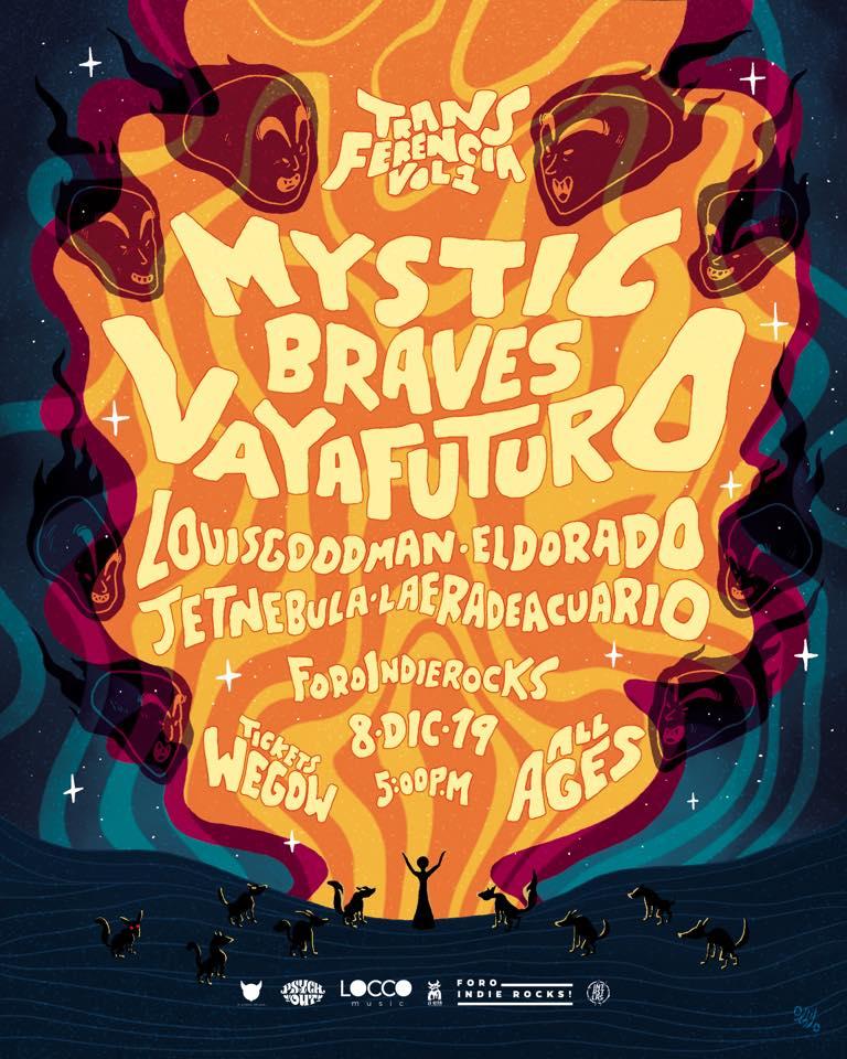 Transferencia vol.1: el regreso de Mystic Braves a México