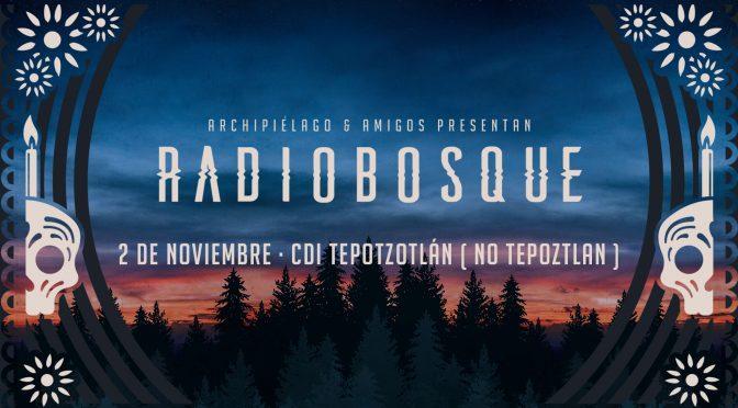 Este día de muertos se resucita en RadioBosque
