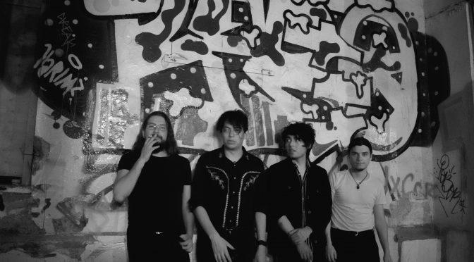 "#Audiovvisual: neu punk mexa, Liozn estrena ""Kraftbanshee"""