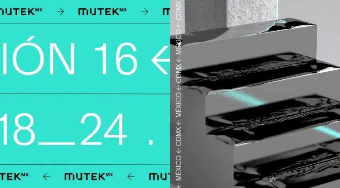 Mutek: creatividad visual hecha magia