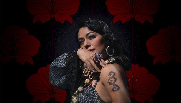 Lila Downs  Inmortalizada en el legendario Salón Tenampa