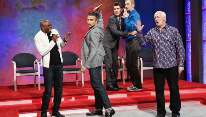 Jaime Camil invitado en Whose Line Is It Anyway?