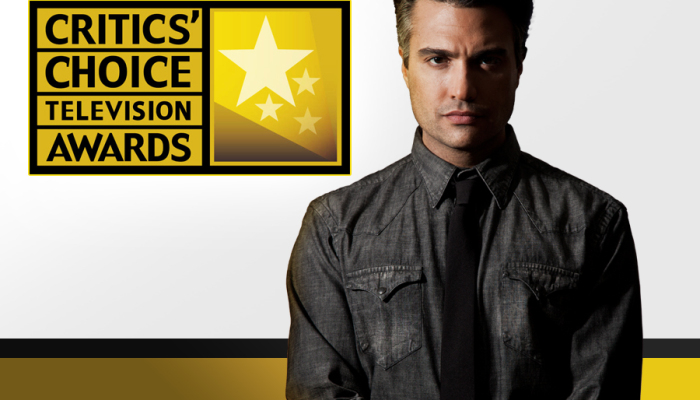 Jaime Camil nominado en los Critics' Choice Television Awards