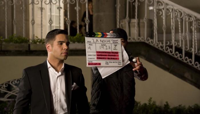 "CAÑAVERAL  Graba video  ""La Noche"""