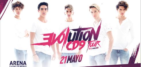 El furor de CD9 llegará a la Arena Ciudad de México
