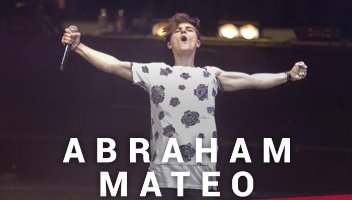 ABRAHAM MATEO  ¡México te ama!