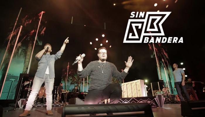"""SIN BANDERA, regresa a Monterrey en su tour """"Una última vez"""""""